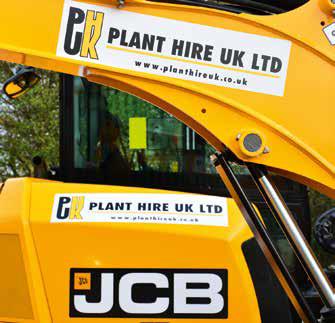 Plant Hire UK
